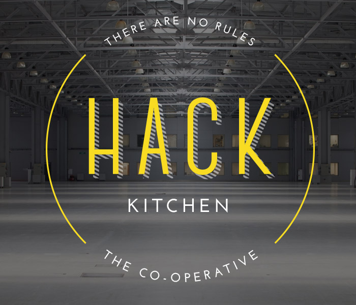 The Co-operative Hack Kitchen